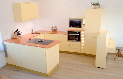 geniale k che einrichtung passt genau in preis leistung. Black Bedroom Furniture Sets. Home Design Ideas